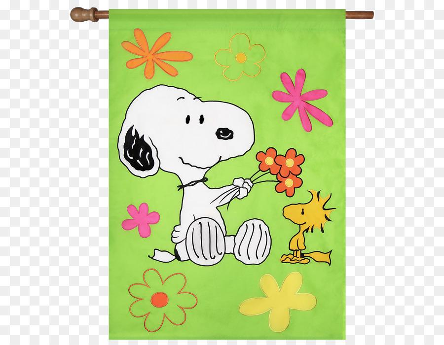 Snoopy, Woodstock Maní vacaciones de Primavera - la primavera ...