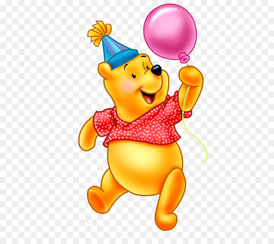 Winnie The Pooh Eeyore Birthday Party Tigger Winnie The Pooh Png
