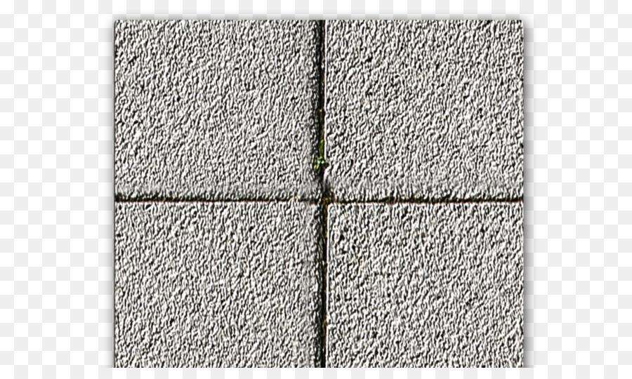Concrete Slab Tile Texture Mapping 3D Computer Graphics Rectangle
