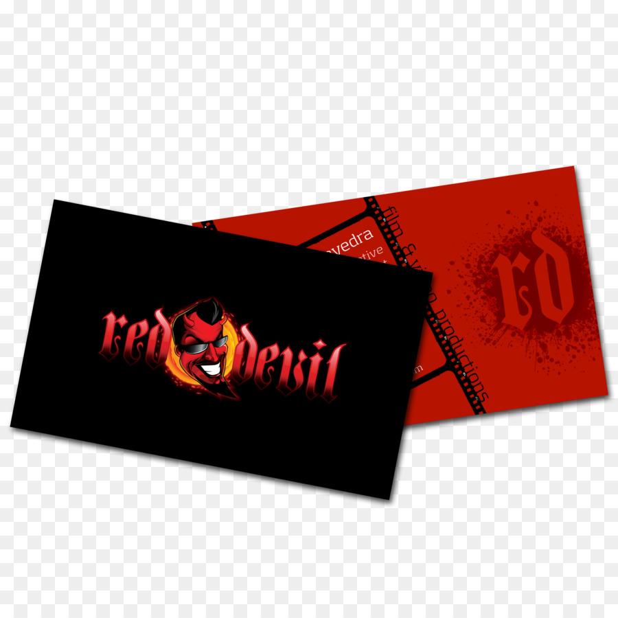 Logo Visitenkarten Werbung Visitenkarte Business Png
