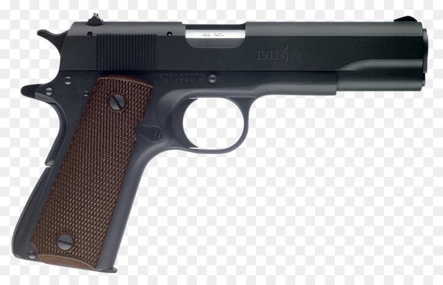 Springfield Armory M1911 pistola Colt Manufacturing Company .45 ACP ...