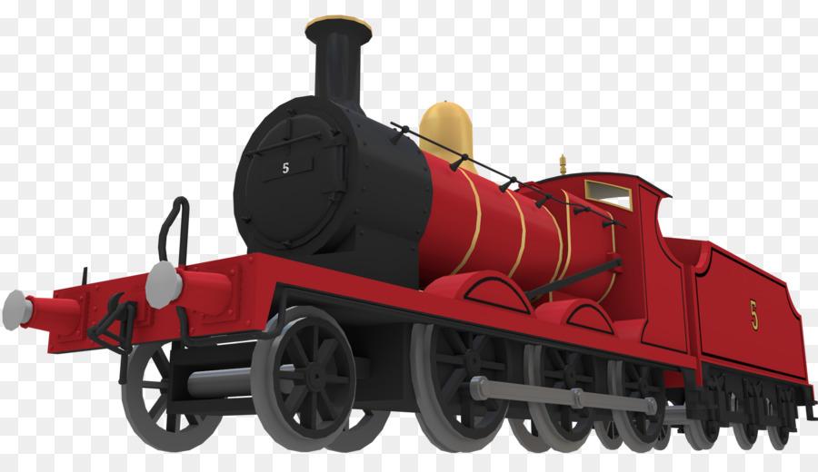 Thomas Train North Western Railway James The Red Engine Rail Transport