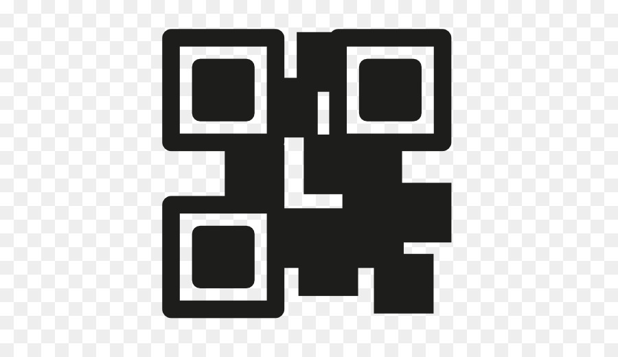 Qr Code Computer Icons 2d Code Barcode Two Dimensional Code Icon