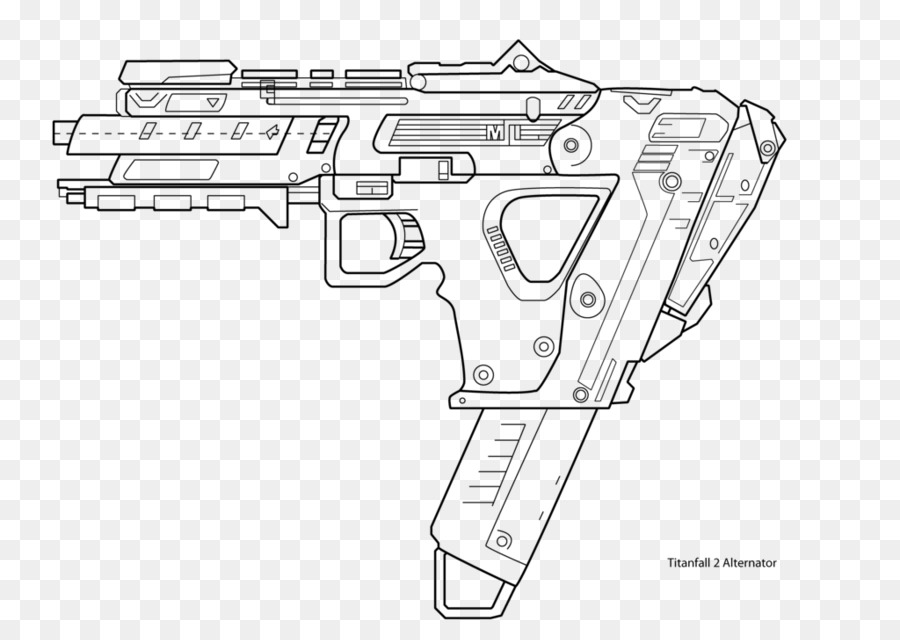 Titanfall 2 gun weapon blueprint ox png download 1024724 free titanfall 2 gun weapon blueprint ox malvernweather