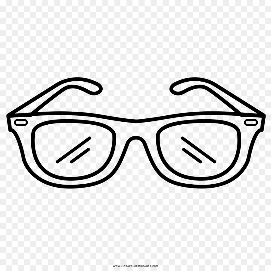 Sunglasses Drawing Goggles Coloring book - sunglasses png png ...