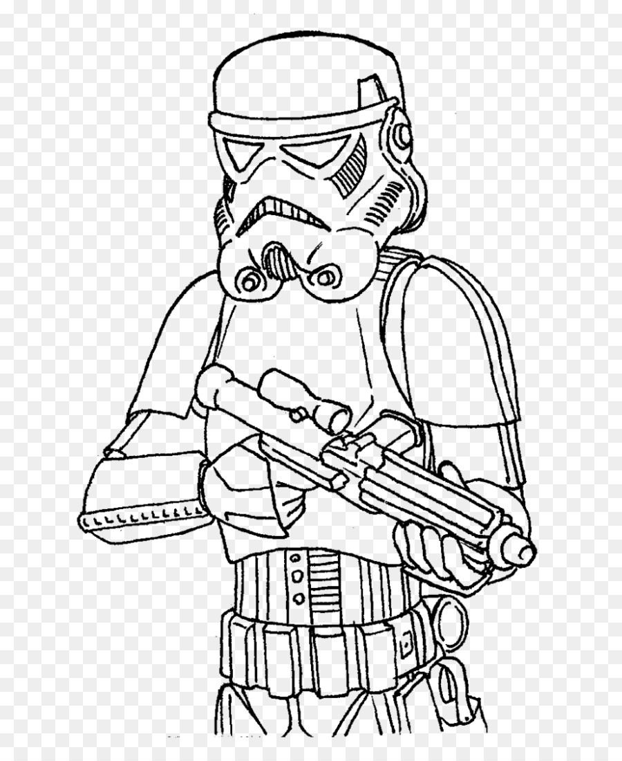 Stormtrooper Anakin Skywalker Clone Wars Clone trooper Ahsoka Tano ...