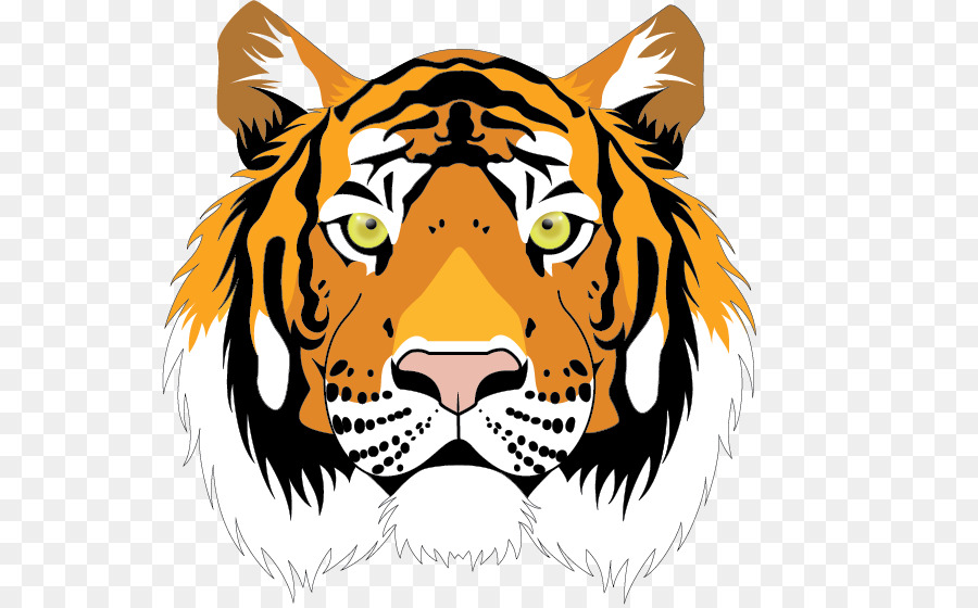 Gato Tigre, El Rugido De Los Mamíferos Bigotes - bohemio marco png ...