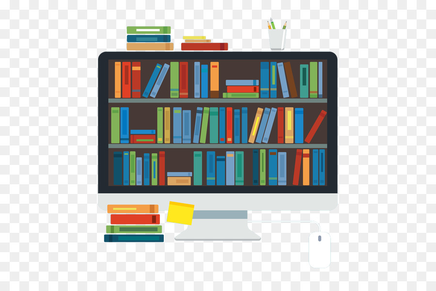 Digital library Flat design - medical library png download - 689 593 - Free  Transparent Library png Download. 952a1d4be1c
