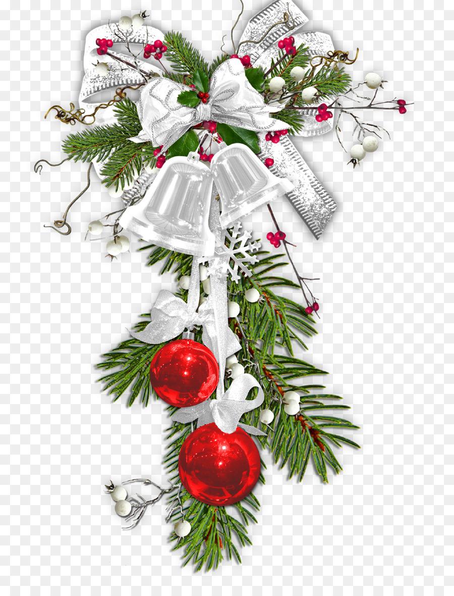 Wedding invitation Christmas ornament Jingle bell Clip art ...