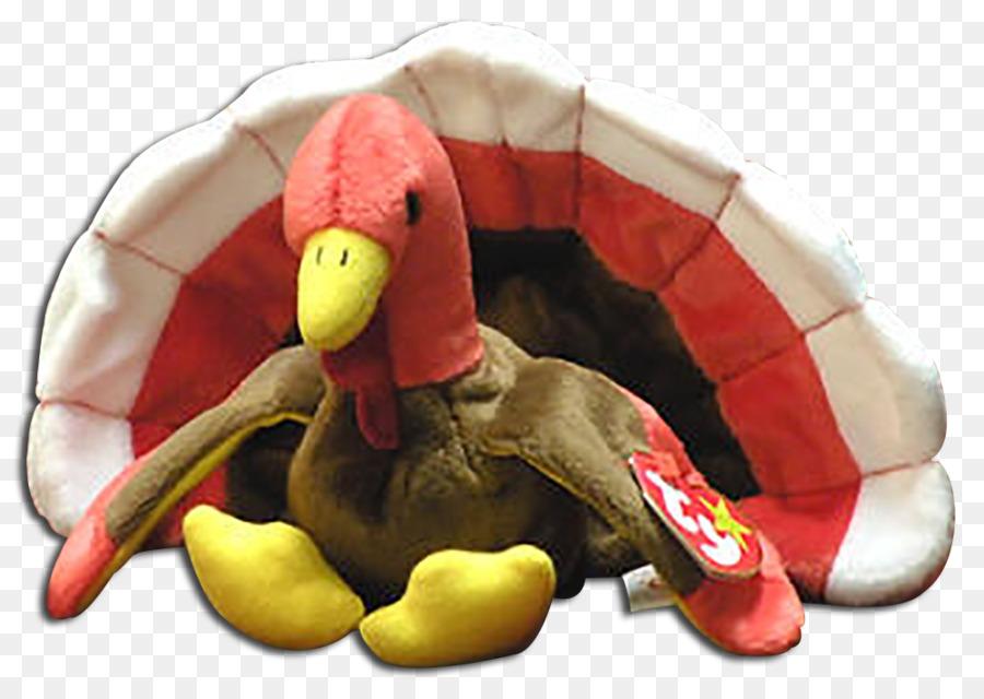 Stuffed Animals Cuddly Toys Beanie Babies Ty Inc Crying Turkey