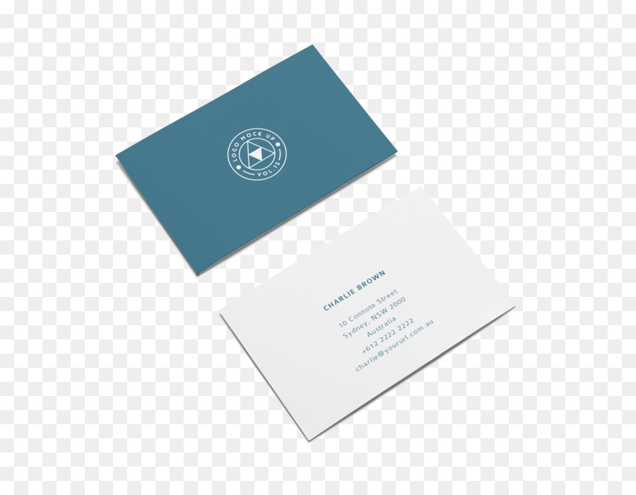 brand turquoise font boutique business card series - Boutique Business Cards