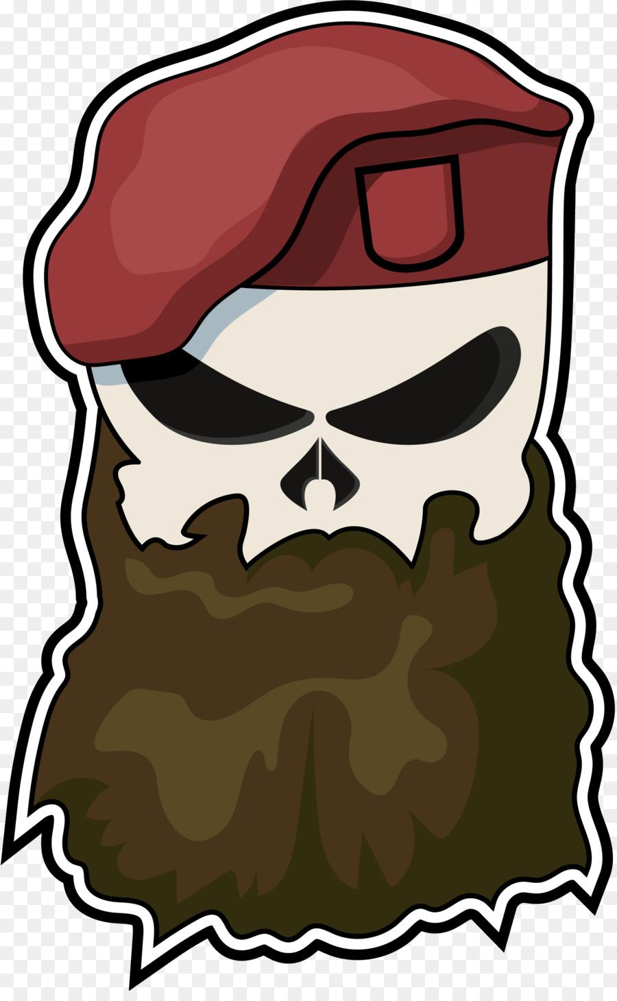 Decal sticker beard visual arts head png