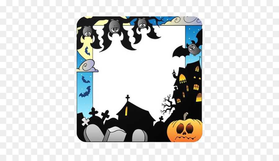 Picture Frames Royalty Free Clip Art Halloween Trip Png Download