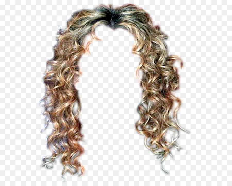 Wig Long Hair Ringlet Hairstyle Hair Coloring 80s Png Download