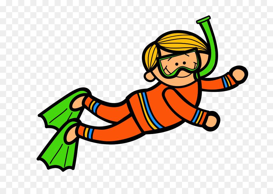 8f51476724e9d Tauchen Scuba diving Scuba set Clip art - Jungen schwimmen png ...