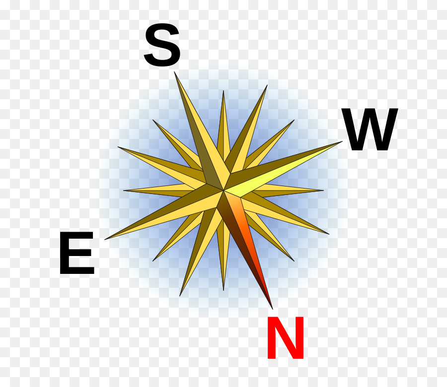 Compass Rose Diagram Image File Formats Creative Compass Png