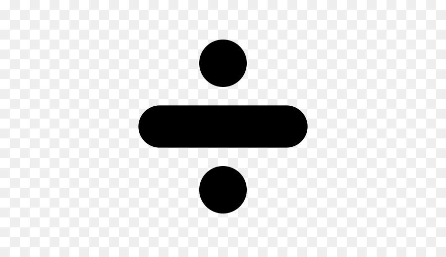 Obelus Division Symbol Sign Computer Icons Divide Png Download