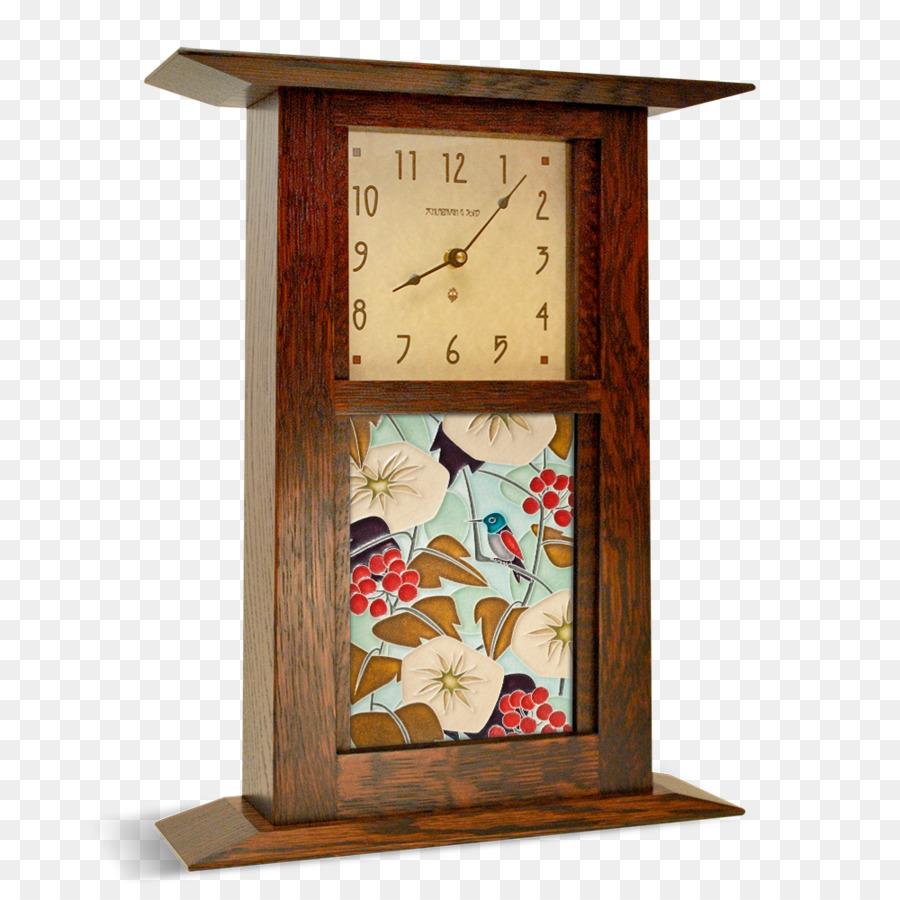 Attirant Motawi Tileworks Mantel Clock Arts And Crafts Movement Furniture   Arts And  Crafts