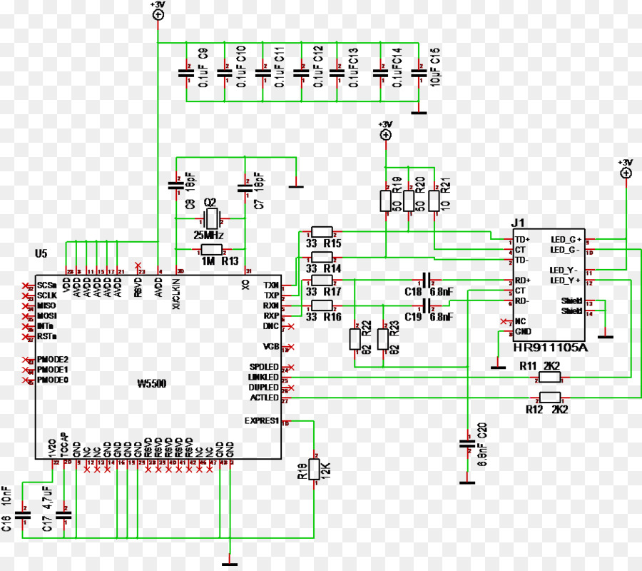 schematic wiring diagram electrical network circuit diagram pcb rh kisspng com