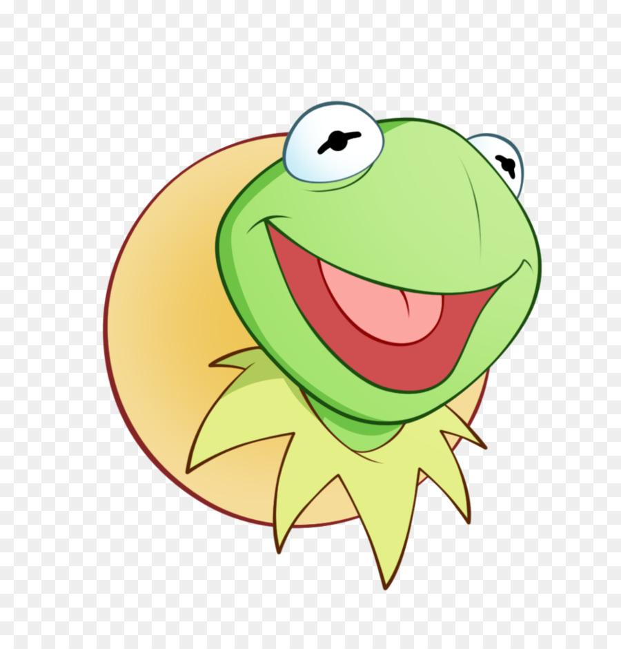 Kermit, la Rana, el Dibujo de Los Muppets Clip art - inofensivo png ...