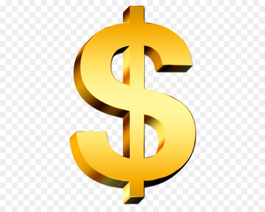 Dollar sign United States Dollar Currency symbol - dollar ...
