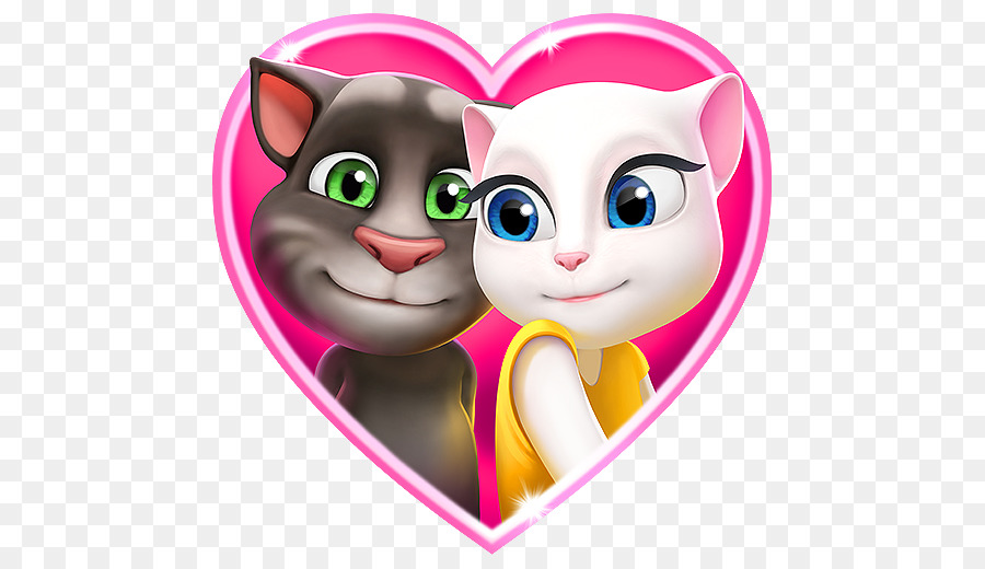 download game my talking tom and angela