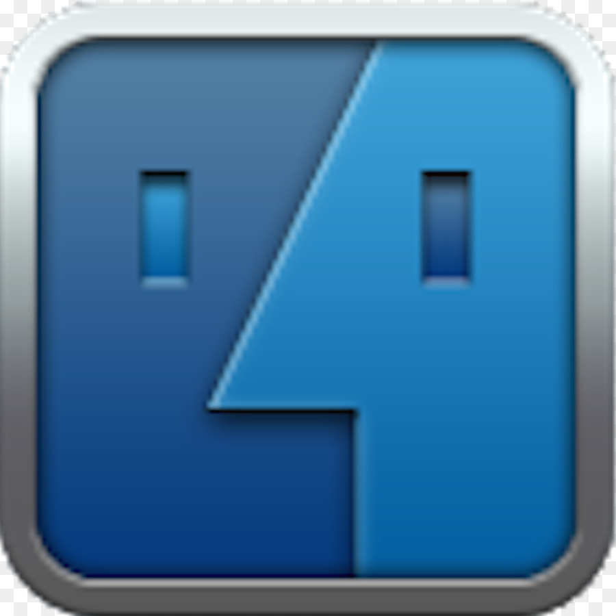Ios 6 Blue png download - 1024*1024 - Free Transparent IOS 6 png