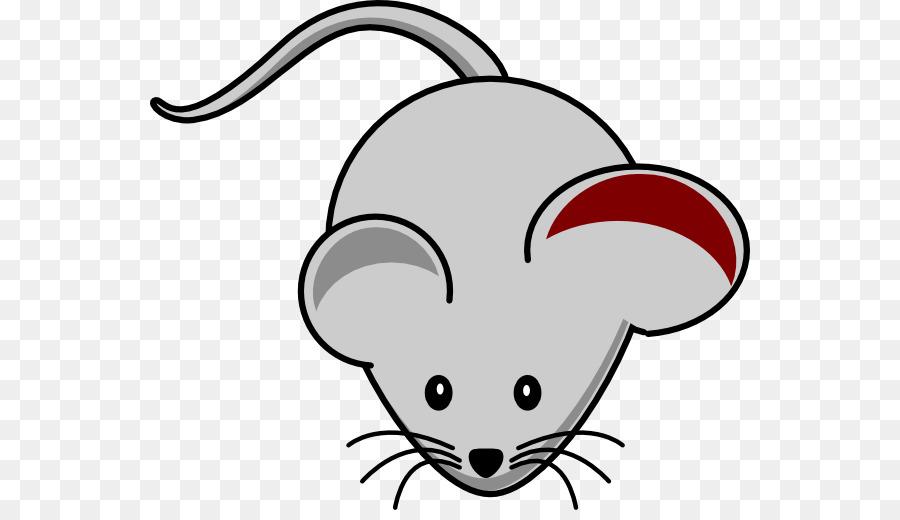 Ratón Rata Clip art - la audiencia de vector png dibujo ...