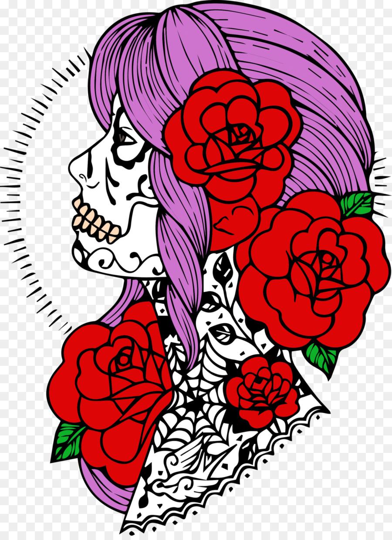 Art Coloring book Character - skull png download - 1024*1399 - Free ...