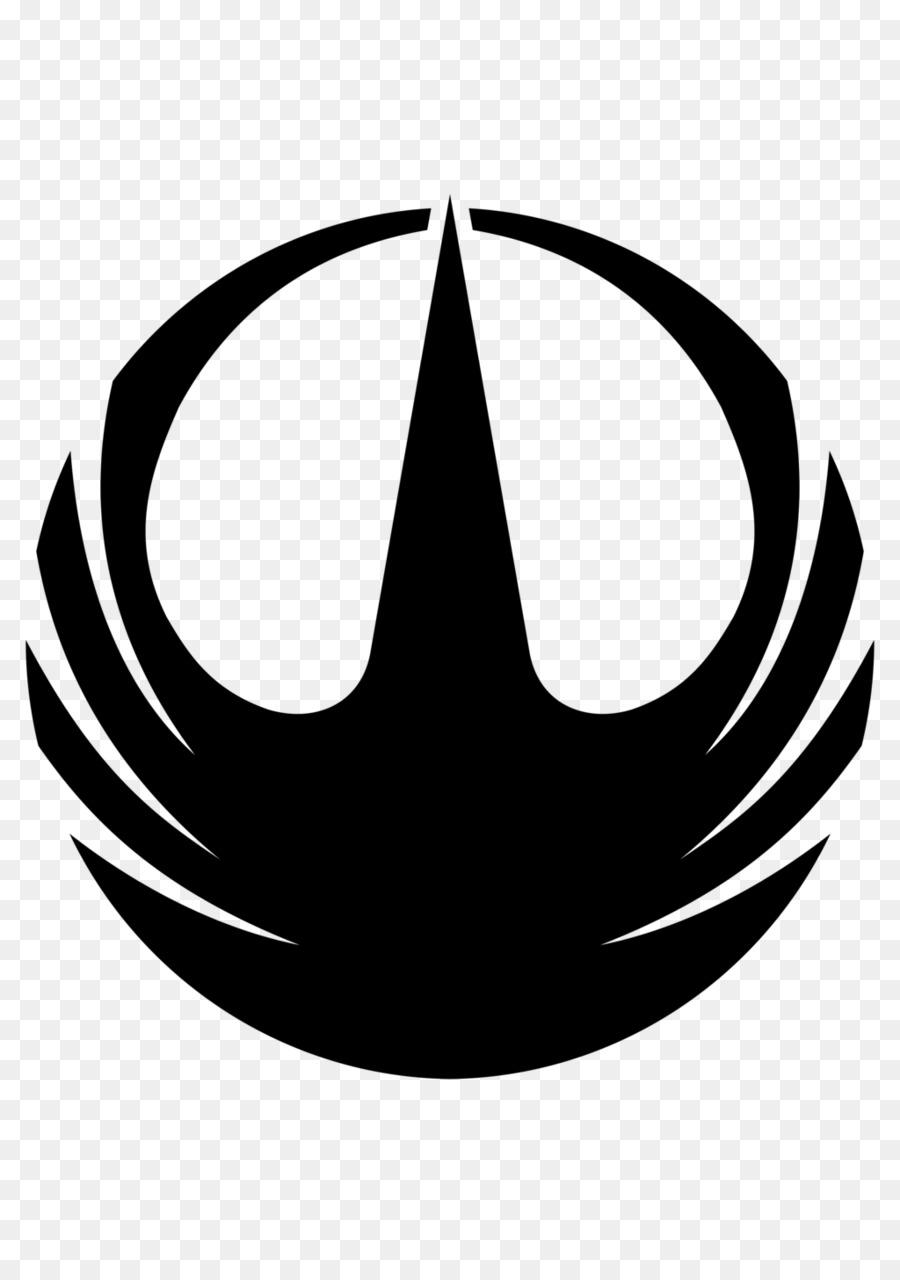 Rebel Alliance Star Wars Symbol Star Wars Png Download 10241448