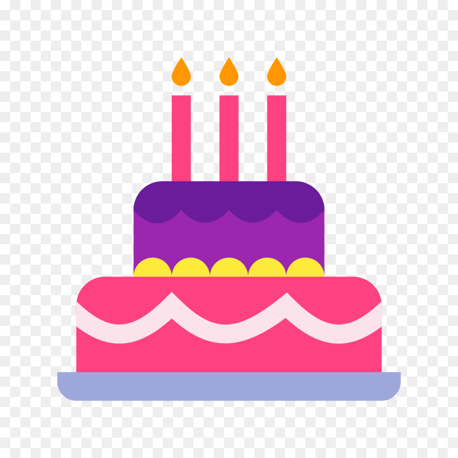 Birthday Cake Computer Icons Cinnamon Roll Food Cakes Vector Png