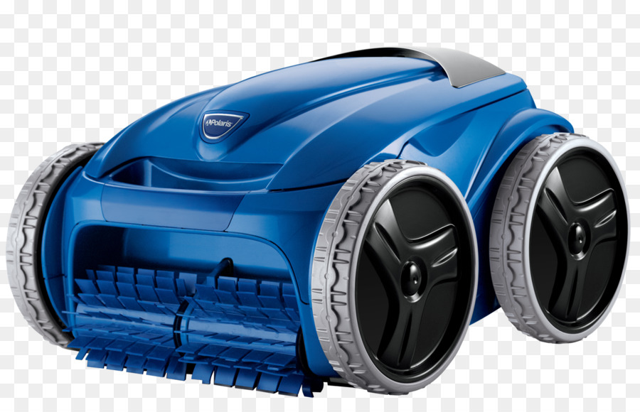 Automated pool cleaner Car Swimming pool Hot tub Four-wheel drive ...