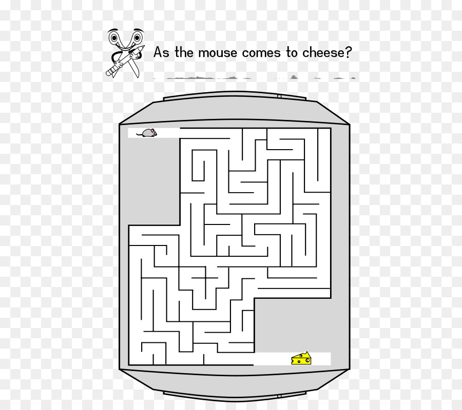 Maze Jigsaw Puzzles Labyrinth Maze Vector Png Download 563 800