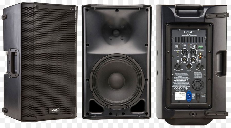 Powered Speakers QSC Audio Products Loudspeaker Compression Driver