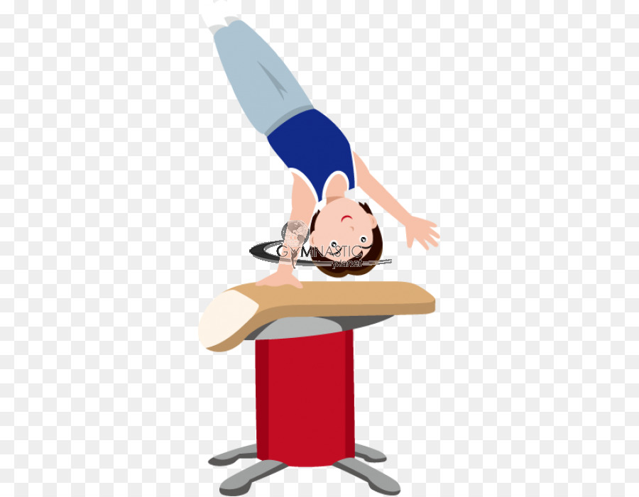 Vault Artistic Gymnastics Balance Beam Clip Art