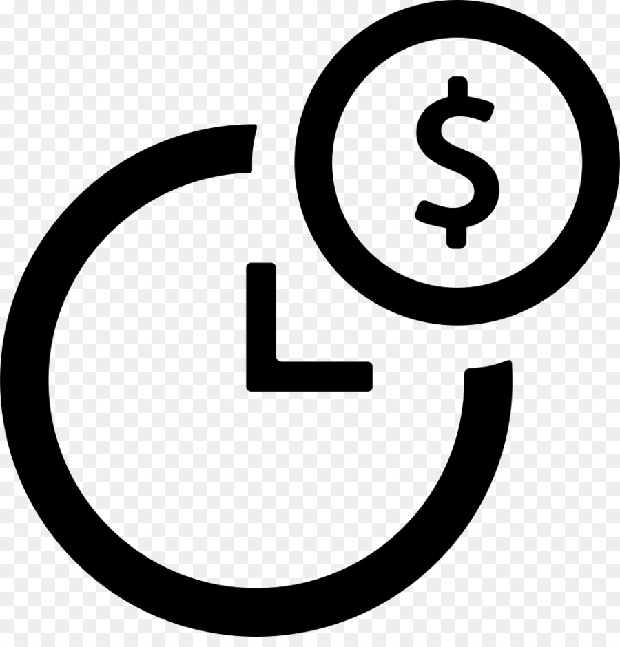 Time Value Of Money Computer Icons Dollar Sign Curly Money Png