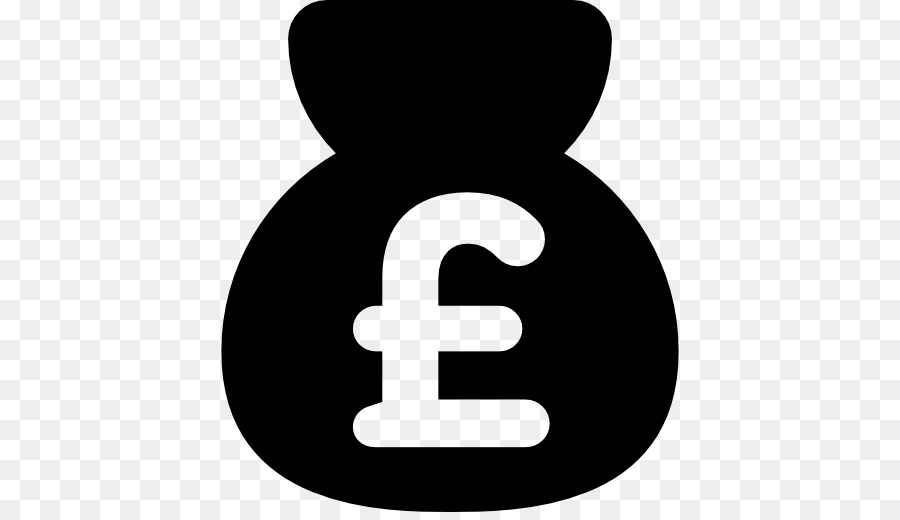 Pound Sign Money Bag Pound Sterling Currency Symbol Sterling Png