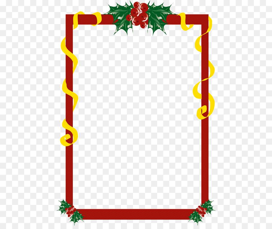 Hochzeit Einladung Bilderrahmen Clip art - Thema Weihnachten png ...