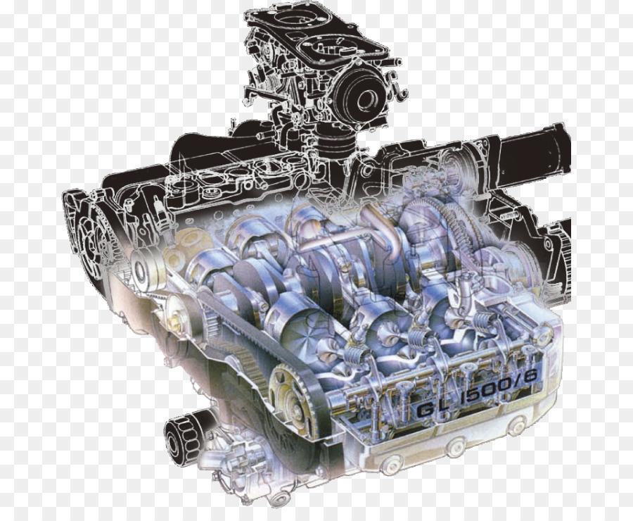 Honda Gold Wing GL1800 Engine Car - stereo european wind frame 725 ...