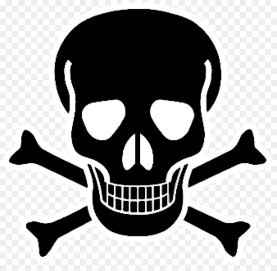 Skull And Crossbones Red Skull Skull And Bones Skull Png Download