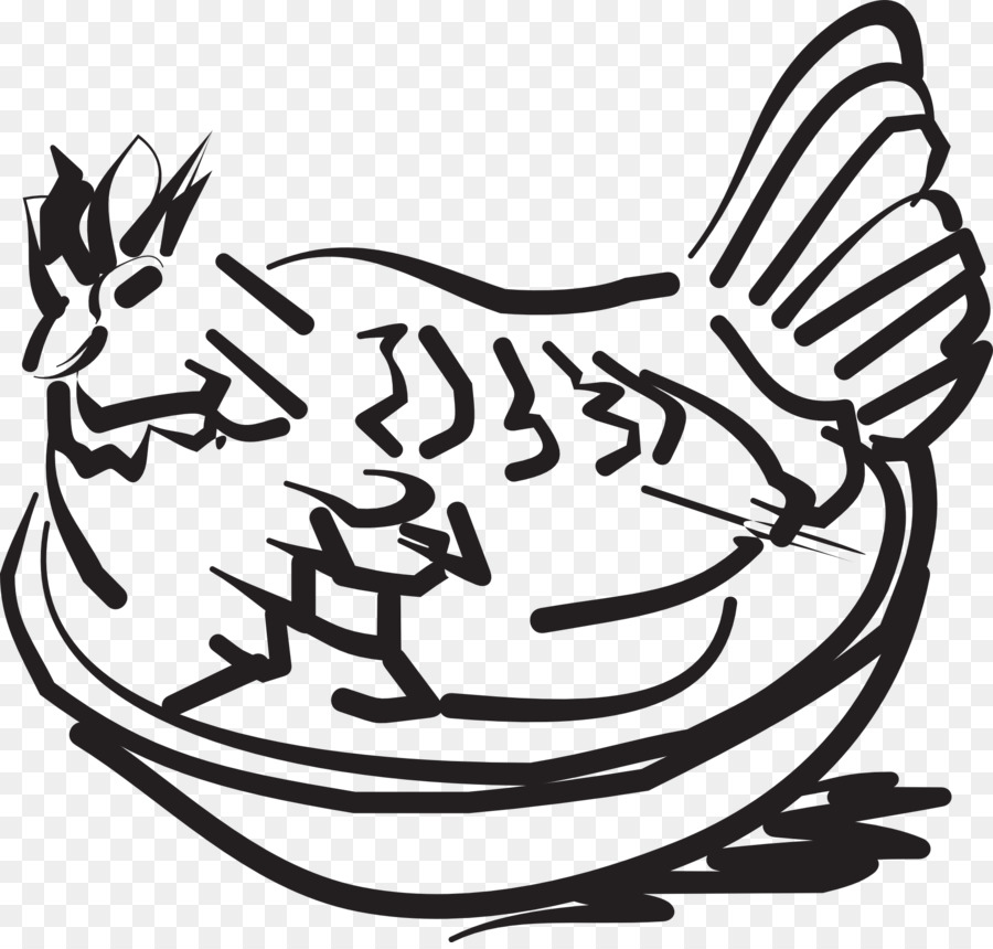 Chicken Meat Buffalo Wing Bowl Clip Art