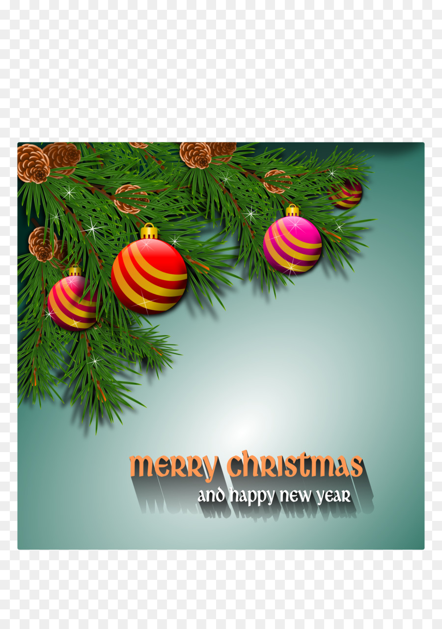 Christmas card Christmas tree Greeting & Note Cards Clip art ...