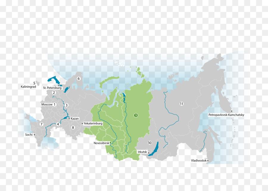 Lake Baikal Map Ural Federal District Ural Mountains RosCase ...