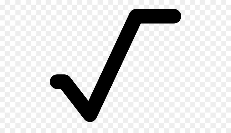 Square Root Radical Symbol Mathematics Square Number Nith Root