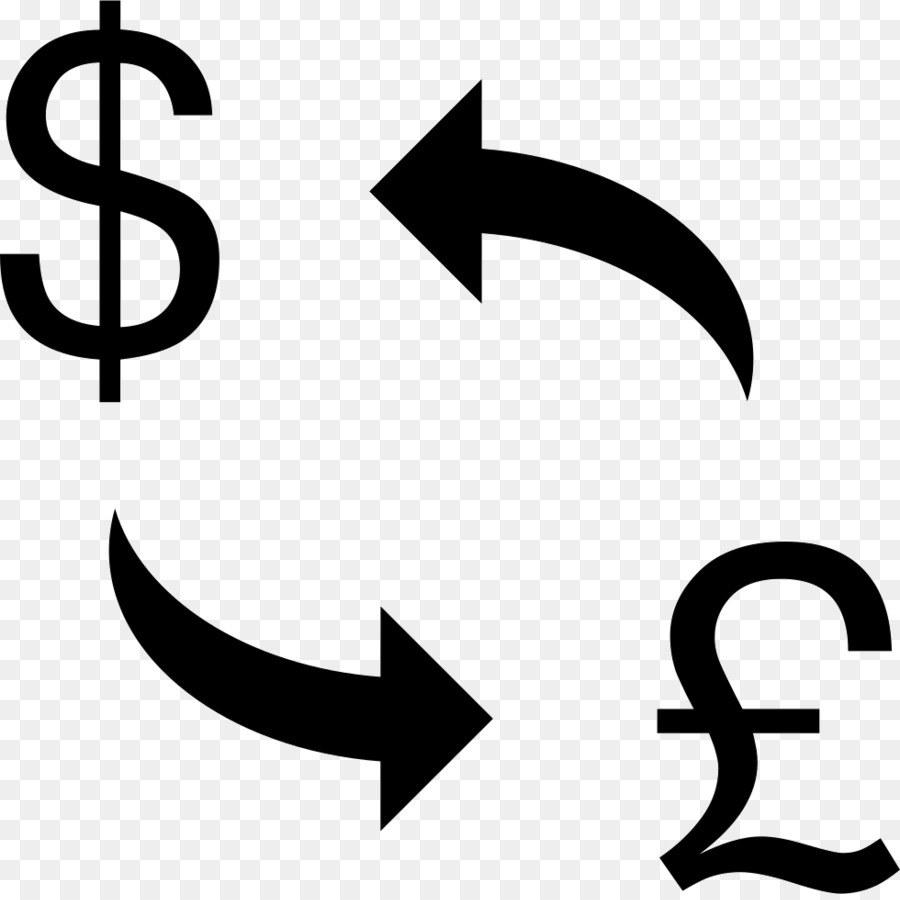 Money Pound Sterling Euro Sign Bank British Vector Png Download