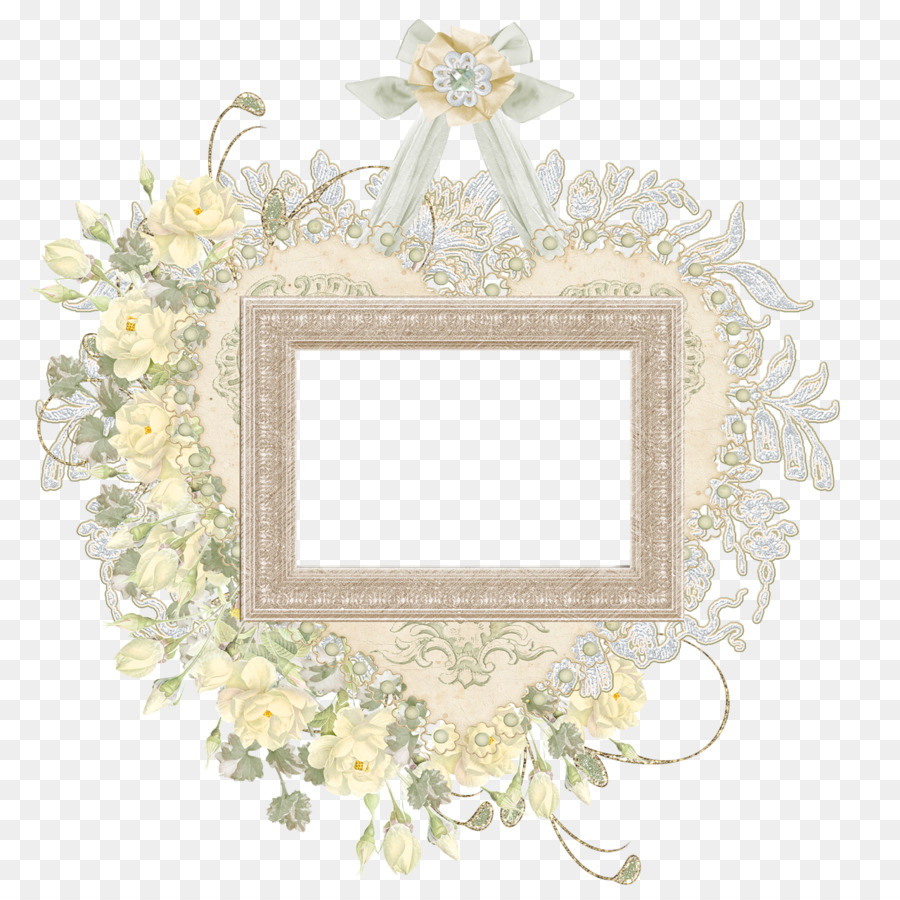 Picture Frames Photography - romantic elements png download - 1280 ...