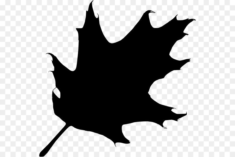 oak silhouette tree clip art black leaf png download 600 599 rh kisspng com