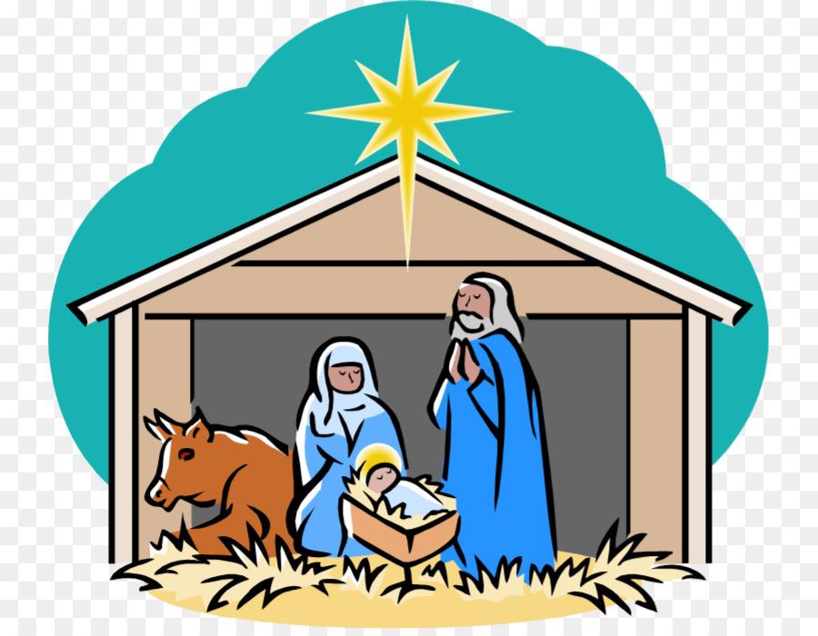 nativity scene nativity of jesus holy family clip art nativity png rh kisspng com christmas manger scene clipart free manger scene clip art free