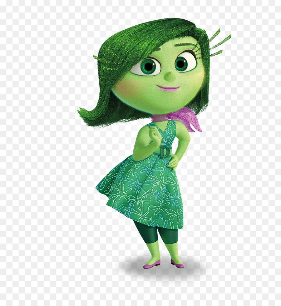 Inside Out Riley Disgust Youtube Character Inside Png