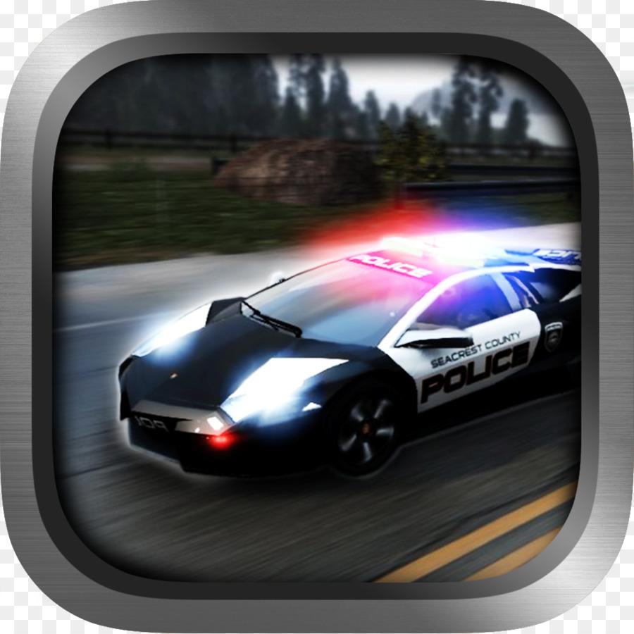 Car Chase Asphalt Nitro Police Car Car Png Download 1024 1024